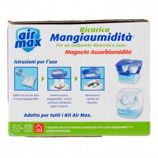 Air Max Magnete Ricarica Mangia Umidità alla Lavanda per Air Max Moisture Absorber - Confezione con 2 Tabs da 450g