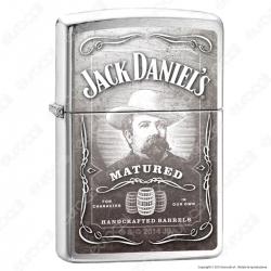 Accendino Zippo Mod. 14N044 Jack Daniels® Barrels - Ricaricabile Antivento