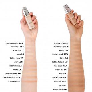L'Oréal Paris Accord Parfait Fondotinta Fluido Naturale 5.R / 5.C Sable Rosé