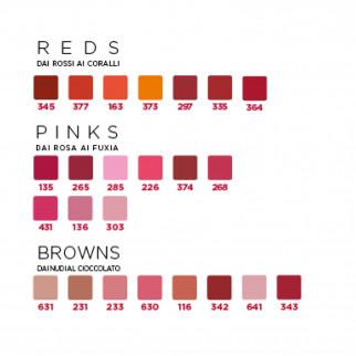L'Oréal Paris Color Riche Rossetto Lunga Durata Satin Colore 345 Cherry Crystal