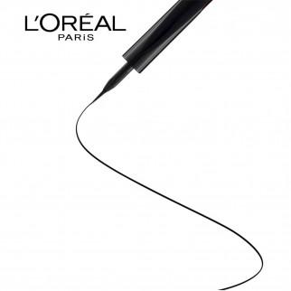 L'Oréal Paris Eyeliner Black Lacquer Superliner Waterproof