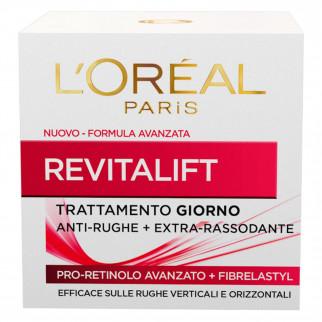 L'Oréal Paris Revitalift Crema Viso Anti-Rughe Rassodante Idratante con Pro-Retinolo