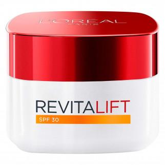 L'Oréal Paris Revitalift Crema Viso Anti-Rughe SPF30 Rassodante Idratante con Pro-Retinolo