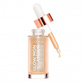 L'Oréal Paris Glow Mon Amour Illuminante Liquido Viso Colore 01 Sparkling Love
