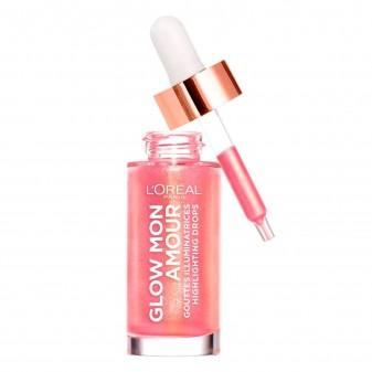 L'Oréal Paris Glow Mon Amour Illuminante Liquido Viso Colore 03 Melon Dollar Baby