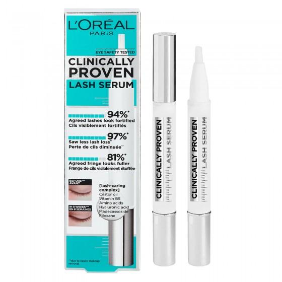 L'Oréal Paris Clinically Proven Serum Lash Rinforzante Ciglia Trasparente