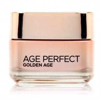 L'Oréal Paris Age Perfect Golden Age Crema Viso Fortificante Giorno con Polifenoli di Peonia