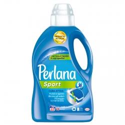 Perlana Sport Cura Attiva Detersivo Liquido per Lavatrice - Flaconde da 1,5 Litri