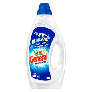 General Universale Detersivo Liquido per Lavatrice - Flacone da 1,35 Litri