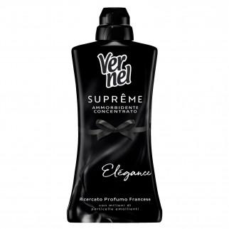 Vernel Supreme Elegance Ammorbidente Concentrato Profumo Francese - Flacone da 1.100ml
