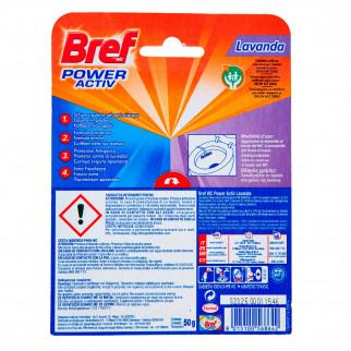 Bref WC Power Activ Lavander Tavoletta Detergente - 1 Confezione
