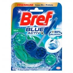Bref WC Mint Blue Activ+ Tavoletta Detergente - 1 Confezione