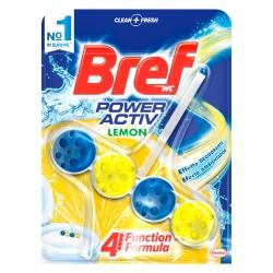 Bref WC Power Activ Lemon Tavoletta Detergente - 1 Confezione