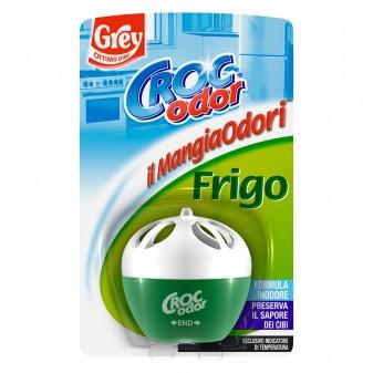 Grey Croc Odor il Mangiaodori Igienizzante per Frigo - 1 Flacone