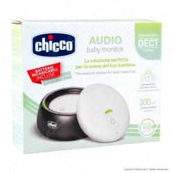 Chicco Audio Baby Monitor per il Monitoraggio del Sonno del Bambino