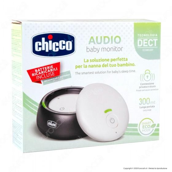 Chicco Audio Baby Monitor Always With You Monitoraggio Sonno Bambino