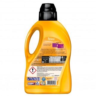 Perlana Care and Repair Detersivo Liquido con Fiber Tech per Lavatrice e a Mano - Flacone da 1,5 Litri