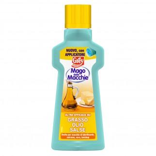 Grey Mago delle Macchie Smacchiatore Tessuti per Macchie di Grasso Olio Salse - Flacone da 50ml