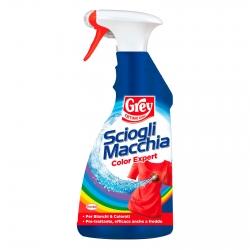 Grey Sciogli Macchia Smacchiatore Pre-Trattante per Tessuti Colorati - Spray da 500ml