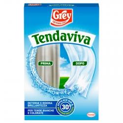 Grey Tendaviva Detergente Tende per Lavatrice con Ossigeno Attivo - Busta da 500g