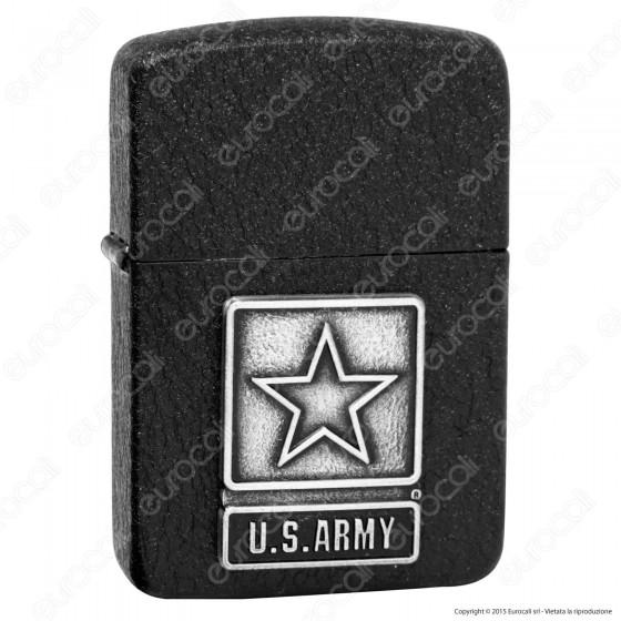 Accendino Zippo Mod. 28583 US Army - Ricaricabile Antivento