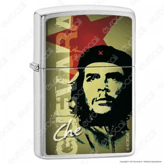 Accendino Zippo Mod. 810471 Che Guevara In Green - Ricaricabile Antivento