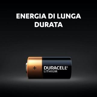 Duracell Ultra Photo CR2 Pila Al Litio - Blister 1 Batteria