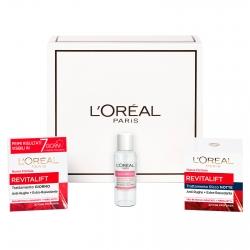 L'Oréal Paris Revitalift Kit Viso Giorno e Notte Anti-Rughe Rassodante Idratante con Pro-Retinolo