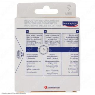 Hansaplast Confezione da 21 Cerotti Trasparenti per Riduzione delle Cicatrici