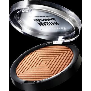 Maybelline New York Master Chrome Metallic Terra in Polvere Illuminante Colore 200 Molten Bronze