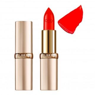 L'Oréal Paris Ribelle à Paris Pochette con Rossetto Satin Color Riche Colore 377 e Matita Labbra Color Riche Colore 125