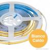 V-Tac VT-512 Striscia LED COB Monocolore 12W/M - Bobina da 5 metri - SKU 2649 / 2650 / 2651