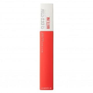 Maybelline New York SuperStay Matte Ink Tinta Labbra Colore 25 Heroine