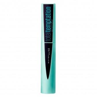 Maybelline New York Total Temptation Mascara Volumizzante Waterproof Colore Nero