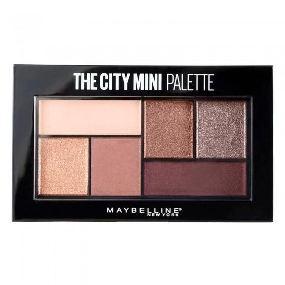 Maybelline New York The City Mini Palette Ombretti Colori 410 Chill Brunch Neutrals