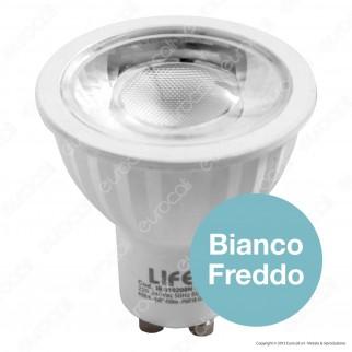 Life PAR16 Lampadina LED GU10 7W Faretto Spotlight