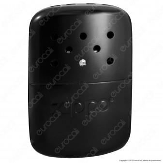 Scaldamani Zippo Hand Warmer Mod. 40368 Nero - Ricaricabile