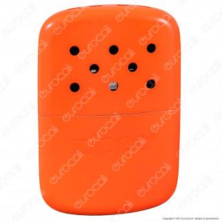 Scaldamani Zippo Hand Warmer Mod. 40378 Arancione Fluo - Ricaricabile