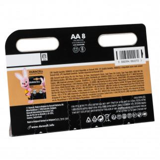 Duracell Simply Alcaline Stilo AA - Blister 8 Batterie