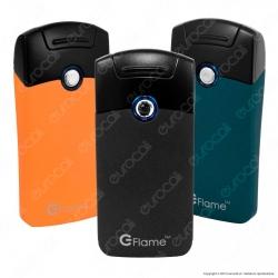 E-Flame ARC Lighter Accendino USB Antivento Ricaricabile - 1 Accendino