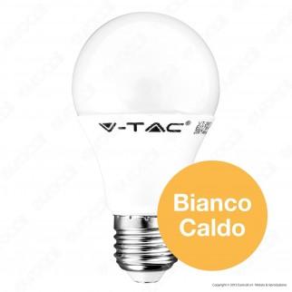 V-Tac VT-2007D Lampadina LED E27 7W Bulb A60 Dimmerabile