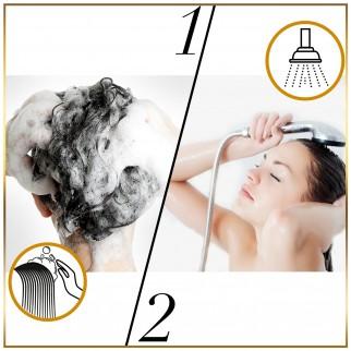 Pantene Pro-V Shampoo Lisci Effetto Seta - Flacone da 1 Litro