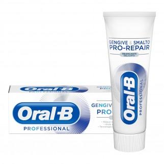 Oral-B Pro Repair Gengive e Denti Dentifricio Sbiancante Delicato con Tecnologia Active Repair