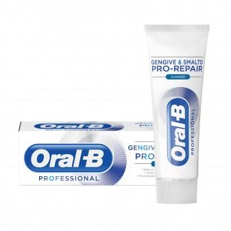 Oral-B Professional Pro Repair Classico Gengive e Smalto Dentifricio con Tecnologia Active Repair
