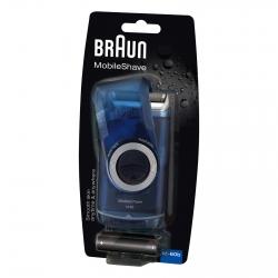 Braun Rasoio Elettrico da Barba Da Viaggio Mobile Shave M60