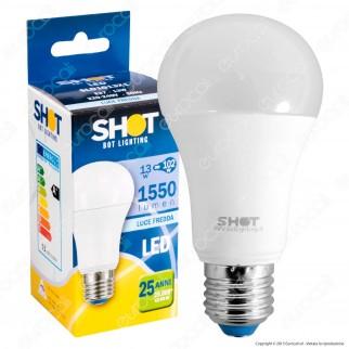 Bot Lighting Shot Lampadina LED E27 13W Bulb A60