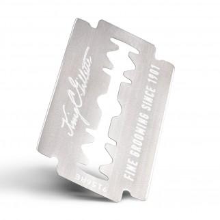 King C Gillette 100 Lame di Ricambio per Rasoio di Sicurezza