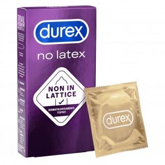 Preservativi Durex No Latex - Scatola 6 pezzi