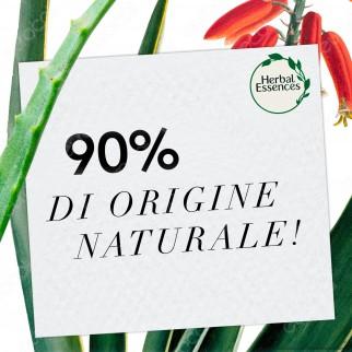 Herbal Essences Balsamo Capelli Danneggiati Riparatore con Olio di Argan - Flacone da 200ml