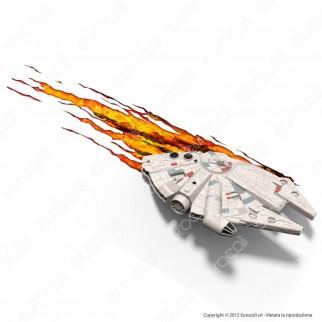 3D Light Fx Star Wars Boba Fett - Lampada LED a Batteria